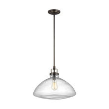 Sea Gull 6614501-782 - One Light Pendant
