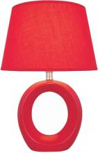 Lite Source Inc. LS-20585RED - Viko Table Lamps