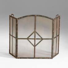 Cyan Designs 04900 - Lincoln Fire Screen