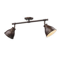 Golden 3602-2SF RBZ-RBZ - Semi-Flush - Track Light