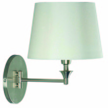 Kenroy Home 32180BS - Martin Wall Swing Arm Lamp