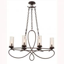Kalco 2673HB/1100 - Grayson 6 Light Chandelier
