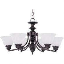 Maxim 2684MROI - Malaga-Single-Tier Chandelier
