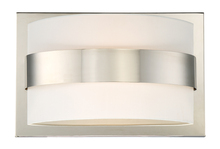 Crystorama 292-PN - Libby Langdon for Crystorama Grayson 2 Light Polished Nickel Sconce