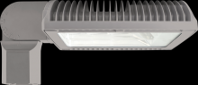 RAB Lighting ALED2T105SFRG/PCS2 - ALED105 TYPE II W/ SLIPFITTER COOL LED + 277V PCS RD GRAY