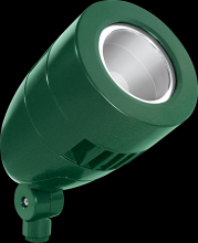 RAB Lighting HNLED26VG - LFLOOD 26W COOL LED WITH NARROW REFLECTOR HBLED VERDE