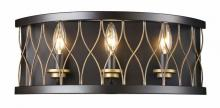 "Trans Globe 70693 ROB - Tahoe 18"" Wall Sconce"