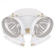 Sea Gull 16151B-15 - Four Light Ceiling Fan Light Kit