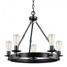 Sea Gull 3110205-846 - Five Light Chandelier