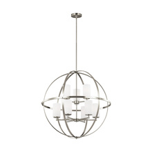 Sea Gull 3124609-962 - Nine Light Chandelier