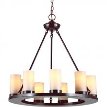 Sea Gull 31587-710 - Nine Light Chandelier