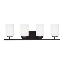 Sea Gull 41163-839 - Four Light Wall / Bath