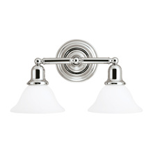 Sea Gull 44061-05 - Two Light Wall / Bath