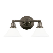 Sea Gull 44061-782 - Two Light Wall / Bath