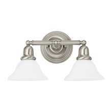 Sea Gull 44061-962 - Two Light Wall / Bath
