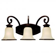 Sea Gull 44146BLE-814 - ENERGY STAR Three-Light Acadia Bath Fixture