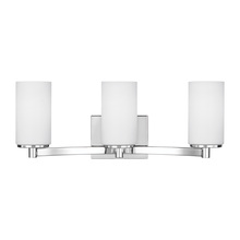 Sea Gull 4439103-05 - Three Light Wall / Bath