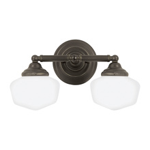 Sea Gull 44437-782 - Two Light Wall / Bath