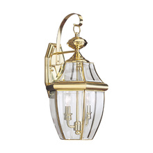 Sea Gull 8039-02 - Two Light Outdoor Wall Lantern