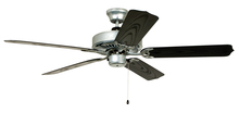 "Ellington Fan WOD52GV5X - All-Weather 52"" Ceiling Fan with Blades in Galvanized Steel"