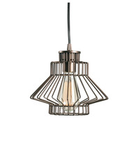 Kenroy Home 93883VC - Holston 1 Light Swag Pendant