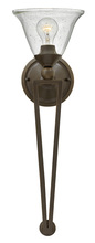 Hinkley 4671OB-CL - Sconce Bolla